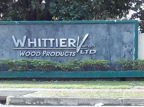 Whittier Wood Products (Việt Nam) Công ty TNHH